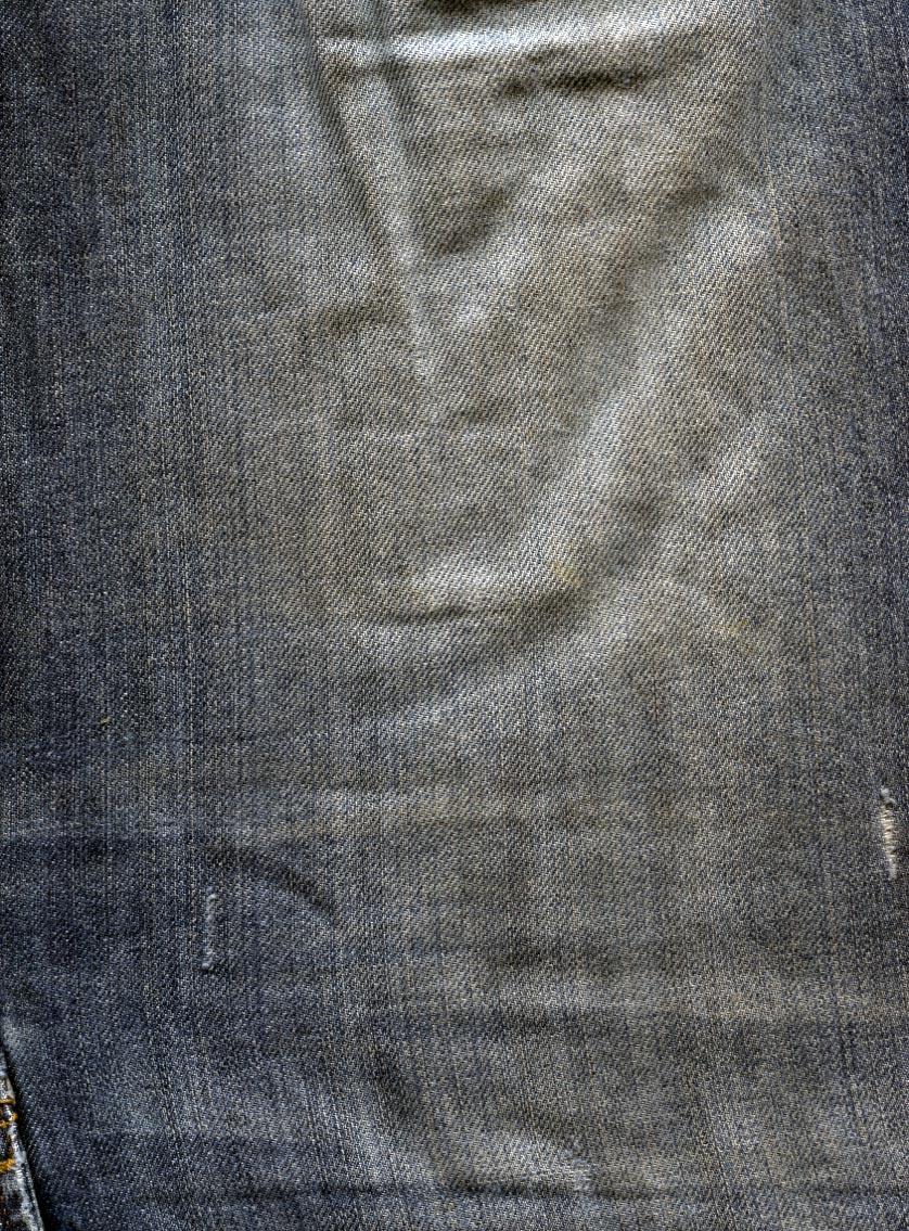 nine denim textures