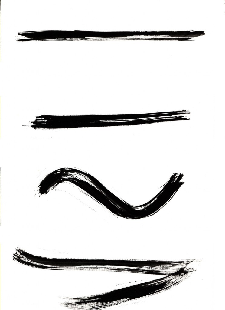 how to paint sumi e