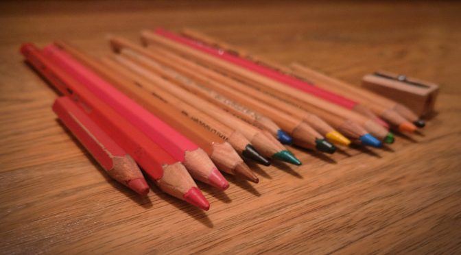 Advantages of Using Watercolor Pencils
