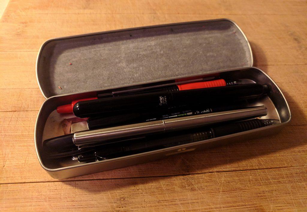 my pen case