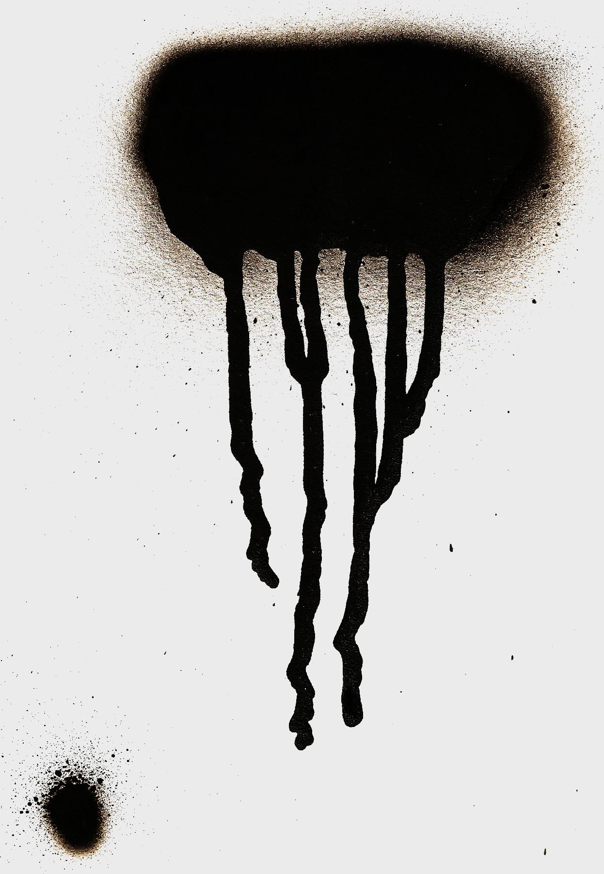 free spray paint drip textures